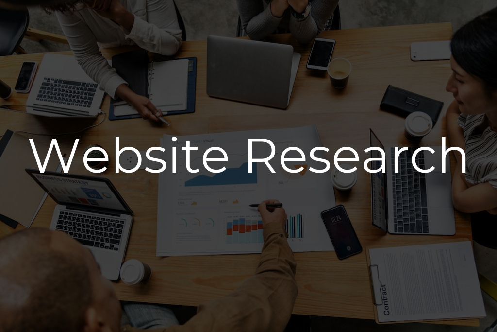 Website Research