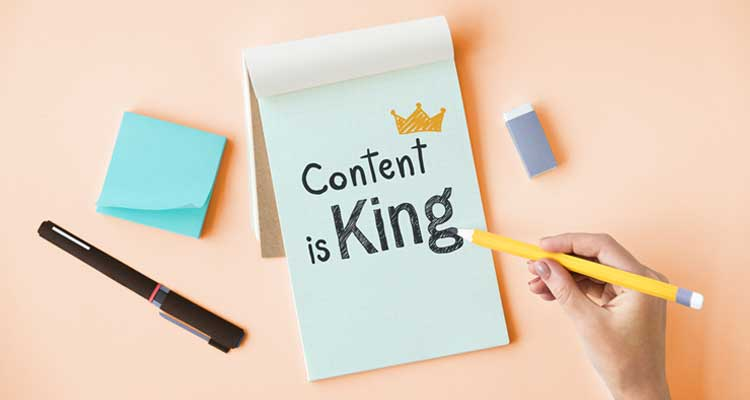 Content reigns as King