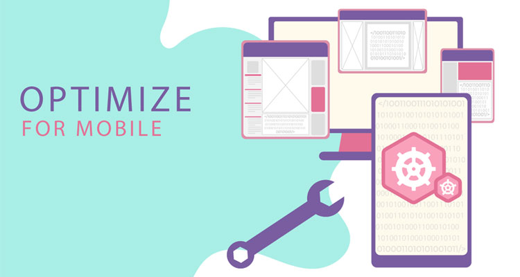 mobile optimize